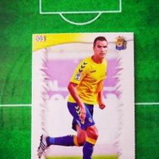 Cromos de Fútbol: CROMO FUTBOL 13 14 MUNDICROMO FICHAS QUIZ LIGA 2013 2014 UD LAS PALMAS 809 ANGEL. Lote 279555318