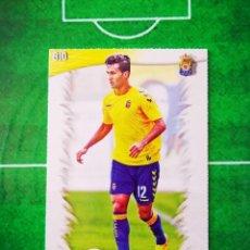 Cromos de Fútbol: CROMO FUTBOL 13 14 MUNDICROMO FICHAS QUIZ LIGA 2013 2014 UD LAS PALMAS 810 MASOUD. Lote 279555358