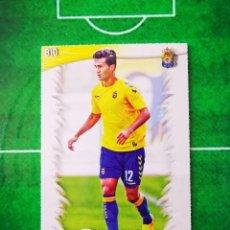 Cromos de Fútbol: CROMO FUTBOL 13 14 MUNDICROMO FICHAS QUIZ LIGA 2013 2014 UD LAS PALMAS 810 MASOUD. Lote 279555363