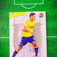 Cromos de Fútbol: CROMO FUTBOL 13 14 MUNDICROMO FICHAS QUIZ LIGA 2013 2014 UD LAS PALMAS 811 VICENTE GOMEZ. Lote 279555433