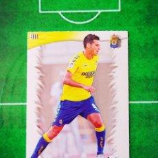 Cromos de Fútbol: CROMO FUTBOL 13 14 MUNDICROMO FICHAS QUIZ LIGA 2013 2014 UD LAS PALMAS 811 VICENTE GOMEZ. Lote 279555448