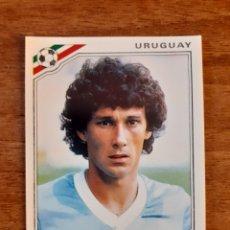 Cromos de Fútbol: N°325 WILMAR CABRERA (URUGUAY) MUNDIAL MÉXICO 86. NUNCA PEGADO, NUEVO. Lote 283089908