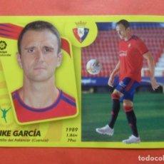 Cromos de Futebol: ESTE 2021 2022 - 3 KIKE GARCIA - ULTIMOS FICHAJES - OSASUNA - 21 22 - PANINI. Lote 284345468