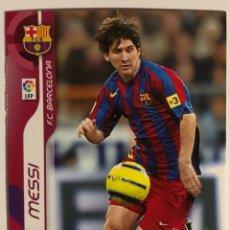 Cromos de Fútbol: MEGA CRACKS 2006/07 N° 54 MESSI CROMO TARJETA PANINI.. Lote 284718743