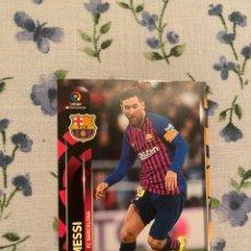 Cromos de Fútbol: MEGACRACKS 2019 2020 MESSI 70 BARCELONA. Lote 285386468