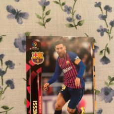 Cromos de Fútbol: MEGACRACKS 2019 2020 MESSI 70 BARCELONA. Lote 285386748