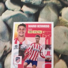 Cartes à collectionner de Football: 8B MARIO HERMOSO ATLETICO MADRID LIGA ESTE 2020 2021 20 21 8 B. Lote 286240518
