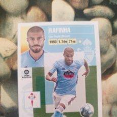 Cartes à collectionner de Football: 14 RAFINHA CELTA VIGO LIGA ESTE 2020 2021 20 21. Lote 286247823