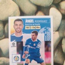 Cartes à collectionner de Football: 16 ANGEL GETAFE LIGA ESTE 2020 2021 20 21. Lote 286249473