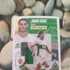 Cartes à collectionner de Football: 9 JUAN CRUZ ELCHE LIGA ESTE 2020 2021 20 21. Lote 286257123