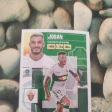 Cartes à collectionner de Football: 12 JOSAN ELCHE LIGA ESTE 2020 2021 20 21. Lote 286257613