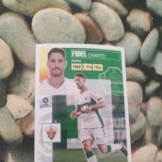 Cartes à collectionner de Football: 14 FIDEL ELCHE LIGA ESTE 2020 2021 20 21. Lote 286257853