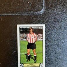 Figurine di Calcio: NUÑEZ BILBAO ESTE 1979 1980 CROMO FUTBOL LIGA 79 80 - DESPEGADO - A47 - PG43. Lote 286685023