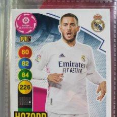 Cromos de Futebol: 250 HAZARD REAL MADRID ADRENALYN XL 2020 2021 20 21 PANINI CROMO CARD2. Lote 286783163
