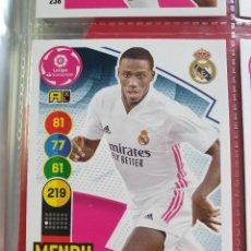Cromos de Futebol: 241 MENDY REAL MADRID ADRENALYN XL 2020 2021 20 21 PANINI CROMO CARD2. Lote 286784148