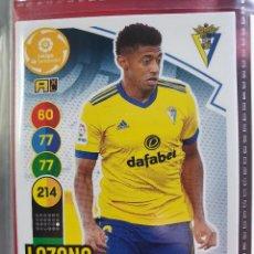 Cromos de Futebol: 106 LOZANO CADIZ ADRENALYN XL 2020 2021 20 21 PANINI CROMO CARD. Lote 286811373