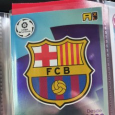 Cromos de Futebol: 55 ESCUDO BARCELONA BARÇA ADRENALYN XL 2020 2021 20 21 PANINI CROMO CARD. Lote 286819183