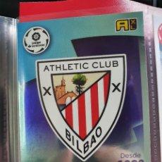Cromos de Futebol: 19 ESCUDO ATHLETIC CLUB ADRENALYN XL 2020 2021 20 21 PANINI CROMO CARD. Lote 286821248