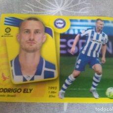 Cartes à collectionner de Football: 2021 / 2022 21 22 DEPORTIVO ALAVES Nº 11 RODRIGO ELY - NUEVO DE SOBRE. Lote 286866928