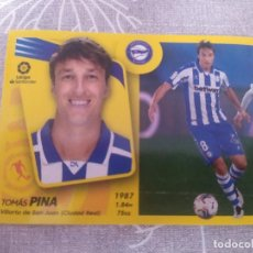 Cartes à collectionner de Football: 2021 / 2022 21 22 DEPORTIVO ALAVES Nº 15 PINA - NUEVO DE SOBRE. Lote 286869158