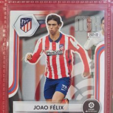 Cromos de Futebol: 50 JOAO FELIX ATLETICO MADRID MGK MEGACRACK MEGACRACKS 2021 2022 21 22 CROMO CARD FUTBOL. Lote 286945468