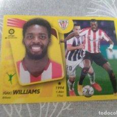 Cartes à collectionner de Football: 2021 / 2022 21 22 ATHLETIC DE BILBAO Nº 20 WILLIAMS NUEVO DE SOBRE. Lote 287004563