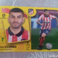 Cartes à collectionner de Football: 2021 / 2022 21 22 ATLETICO DE MADRID Nº 19 CORREA NUEVO DE SOBRE. Lote 287009703