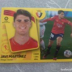 Cartes à collectionner de Football: 2021 / 2022 21 22 PANINI OSASUNA Nº 13 B JAVI MARTÍNEZ - EDICIONES ESTE - NUEVO DE SOBRE. Lote 287386803