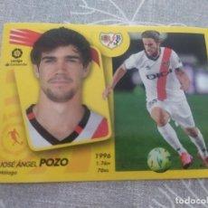 Cartes à collectionner de Football: 2021 / 2022 21 22 PANINI RAYO VALLECANO Nº 13 B POZO - EDICIONES ESTE - NUEVO DE SOBRE. Lote 287388933