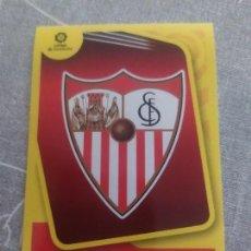 Cartes à collectionner de Football: 2021 / 2022 21 22 PANINI SEVILLA Nº 1 ESCUDO - EDICIONES ESTE - NUEVO DE SOBRE. Lote 287391338