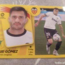 Cartes à collectionner de Football: 2021 / 2022 21 22 PANINI VALENCIA Nº 19 MAXI GÓMEZ - EDICIONES ESTE - NUEVO DE SOBRE. Lote 287393618