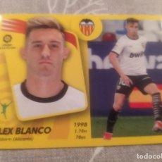 Cartes à collectionner de Football: 2021 / 2022 21 22 PANINI VALENCIA Nº 20 A ÁLEX BLANCO - EDICIONES ESTE - NUEVO DE SOBRE. Lote 287393733