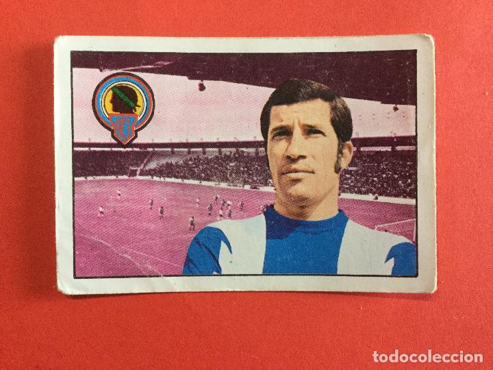 PACHON HERCULES CF CROMOS FÚTBOL FHER LIGA 1974 1975 SIN PEGAR (Coleccionismo Deportivo - Álbumes y Cromos de Deportes - Cromos de Fútbol)