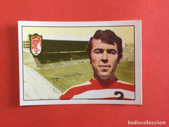 TONI GRANADA CF CROMOS FÚTBOL FHER LIGA 1974 1975 SIN PEGAR (Coleccionismo Deportivo - Álbumes y Cromos de Deportes - Cromos de Fútbol)