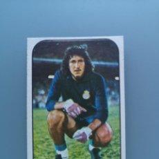 Cromos de Fútbol: CROMO FUTBOL GATO FERNANDEZ RCD ESPAÑOL BARCELONA FICHAJE 23 EDI ESTE LIGA 76 77 1976 1977 DESPEGADO. Lote 288002068