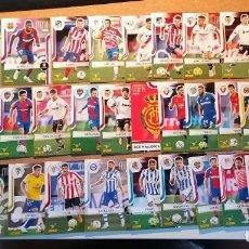 Cromos de Fútbol: PANINI MGK 2021/22 LOTE DE 38 CARTAS NUEVAS SIN REPETIR. Lote 288002638