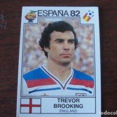 Cromos de Fútbol: PANINI ESPAÑA 82 - 248 INGLATERRA - TREVOR BROOKING - NUEVO SIN PEGAR JAMAS. Lote 288093408