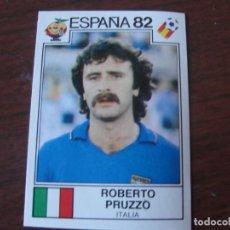 Cromos de Fútbol: PANINI ESPAÑA 82 - ITALIA 51 / ROBERTO PRUZZO - CROMO SIN PEGAR JAMAS. Lote 288093553