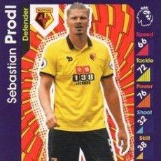 Cromos de Fútbol: 314-SEBASTIAN PRODL-WATFORD-BASE CARD-TOPPS ENGLISH PREMIER LEAGUE 2016-2017 - MATCH ATTAX. Lote 288121613