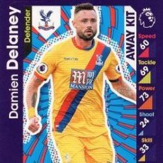 Cromos de Fútbol: 365-DAMIEN DELANEY-CRYSTAL PALACE-AWAY KIT-TOPPS ENGLISH PREMIER LEAGUE 2016-2017 - MATCH ATTAX. Lote 288121673