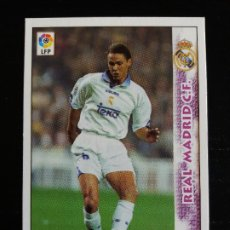 Cromos de Fútbol: 65 REDONDO - REAL MADRID C.F. - MUNDICROMO 98/99. Lote 288230373