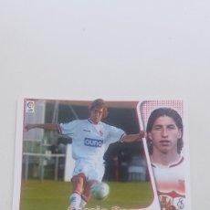 Cromos de Fútbol: SUBASTA INICIAL 1CENTIMO NUNCA PEGADO ROCKIE SERGIO RAMOS SEVILLA ESTE 04 05. Lote 288328233