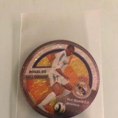 Cromos de Fútbol: 2006 RONALDO REAL MADRID # 549 MUNDICROMO. Lote 288347933
