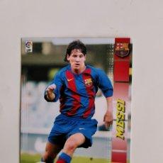 Fußball-Sticker: CROMO MESSI ROCKIE 71 BIS MEGACKS LIGA 2004-2005.. Lote 288436218