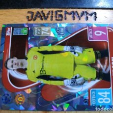 Cromos de Fútbol: MATCH ATTAX CHAMPIONS 2021 2022 21 22 TOPPS CRYSTAL MANCHESTER UNITED Nº 29 HENDERSON. Lote 288438713