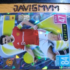 Cromos de Fútbol: MATCH ATTAX CHAMPIONS 2021 2022 21 22 TOPPS CRYSTAL MANCHESTER UNITED Nº 30 HARRY MAGUIRE. Lote 288438878