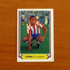 Cromos de Fútbol: ATLETICO DE MADRID - GUZMÁN - EDICIONES ESTE 1980-1981, 80-81 - CROMO NUNCA PEGADO. Lote 288500028