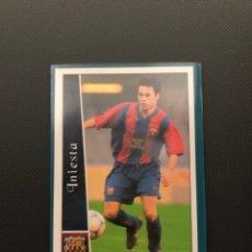 Cromos de Fútbol: 2003 ANDRES INIESTA ROOKIE # 666 MUNDICROMO. Lote 288508058