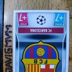 Cromos de Fútbol: MATCH ATTAX CHAMPIONS 2021 2022 21 22 TOPPS BARCELONA Nº 208 ESCUDO. Lote 288596888