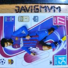 Cromos de Fútbol: MATCH ATTAX CHAMPIONS 2021 2022 21 22 TOPPS BARCELONA Nº 219 COUTINHO. Lote 288597143